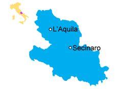 Secinaro L Aquila Sehenswurdigkeiten Abruzzen Italia Italien