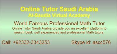Online Math Tuition Math Tutors Saudi Arabia Online Tutoring