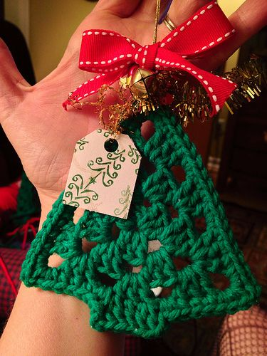 Crochet Christmas Ornament Now to learn how to crochet