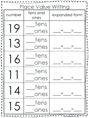 28 Tens And Ones Worksheets Pdf Abacus Small Friends Worksheets In 2020 2nd Grade Math Worksheets Place Value Worksheets 1st Grade Math Worksheets
