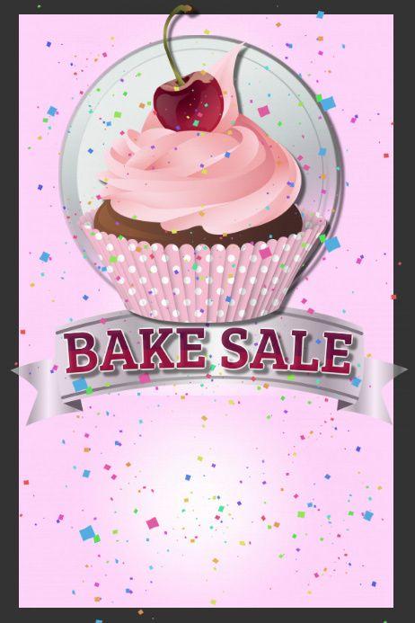 Bake Sale Bake Sale Flyer Bake Sale Sale Flyer