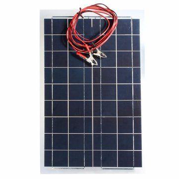 Smart Robot Solar Panel For Every Diy Smart Robot Lover Banggood Mobile Flexible Solar Panels Solar Panels Diy Solar Panel