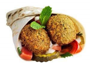 طريقة عمل الفلافل السورية المقرمشة طريقة Food Falafel Just Falafel