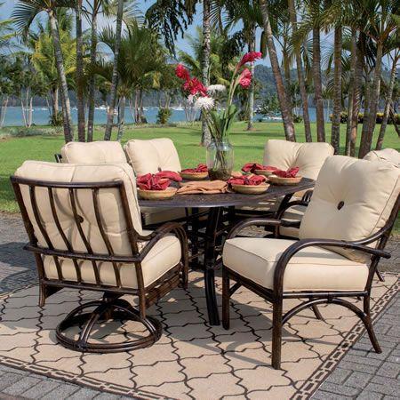 Wonderful Artistry Outdoor Living: Castelle Outdoor Furniture