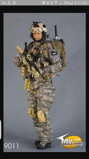 us air force tacp 7 special ops figures us air force ccttacpjtac pinterest air force and special ops