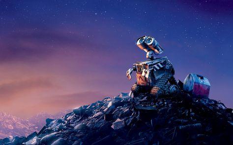 HD wallpaper: Disney Wall-E, Disney Wall-E digital wallpaper, Pixar Animation Studios
