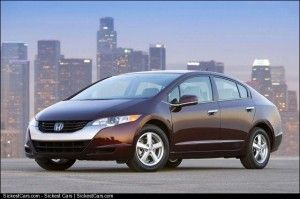2008 Honda Fcx Clarity Hydrogen Car Leasable In 2008 Http Sickestcars Com 2013 05 22 2008 Honda Fcx Clarity Hydrogen Car Leas Hydrogen Car Honda Cars Honda