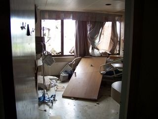 Inside St Johns After Tornado Joplin Tornado Joplin Missouri