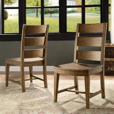 Keil Koffler Curio Cabinet Reviews Joss Main Solid Wood Dining Chairs Dining Chairs Upholstered Dining Side Chair