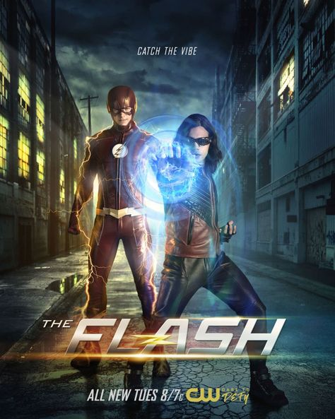 Flash Season 4 By Picture Book Drama On Hey Guys Are You Watching