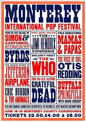 Pin by The Andromeda Print Emporium on Vintage Concert Poster Prints