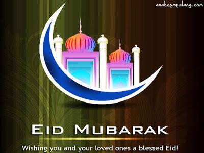 16 Kartu Ucapan Lebaran 2019 Dalam Bahasa Inggris Eid Mubrak