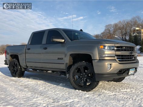 2017 Chevrolet Silverado 1500 Oe Performance 101 Superlift Suspension Lift Chevrolet Silverado Chevrolet Silverado 1500 2017 Chevrolet Silverado 1500