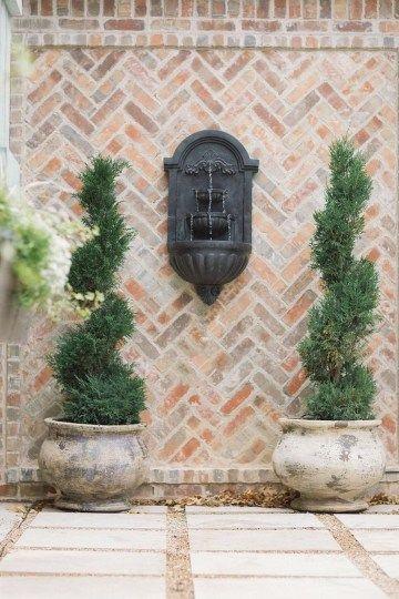 20 Elegant Brick Exterior Designs Ideas Brick Wall Decor Brick