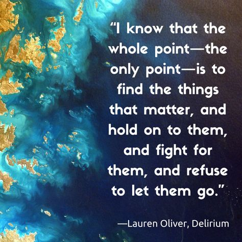 15 Quotes From YA Lit So Good You'll Want to Read the Books Again - Jenetta Penner