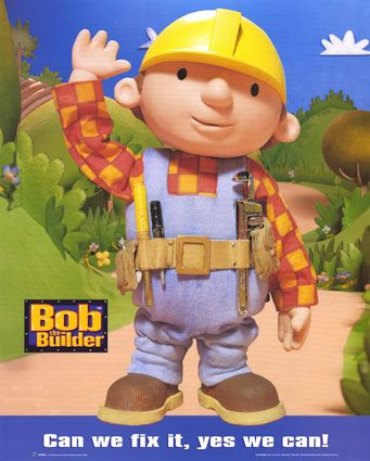 3 January 2001 Can We Fix It Bob The Builder Bob The Builder Kid Movies 2000s Kids Shows