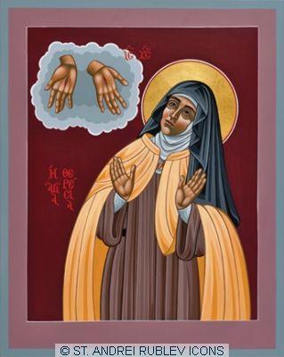 Happy Feast Day St Teresa Of Avila Oct 15th St Theresa
