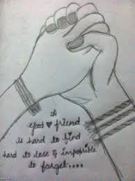 Resultado De Imagen Para Best Friends Drawing Friends Sketch