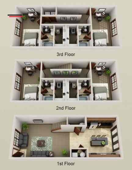 Apartment Design Architecture Layout Floor Plans 30 Ideas Apartment Design Architecture Layout Floor Pl Home Design Plans Sims House Design House Layout Plans