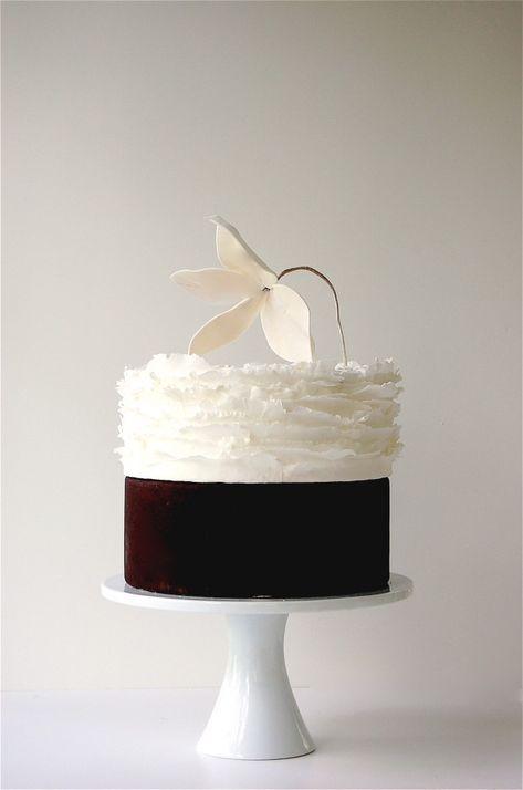 Duotone cake, Maggie Austin