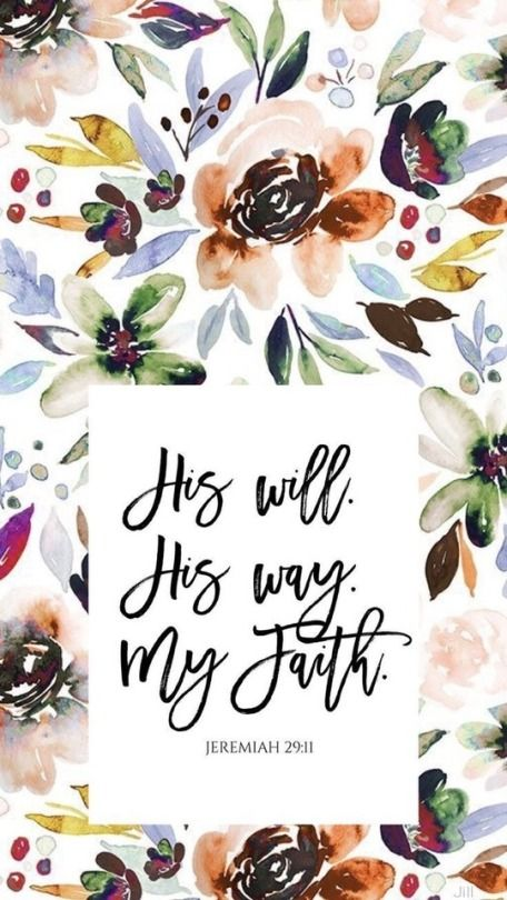 Jeremiah 29 11 In 2020 Iphone Wallpaper Quotes Bible Bible Quotes Scripture Wallpaper