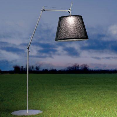 Tolomeo Mega Outdoor Floor Lamp Outdoor Floor Lamps Outdoor Flooring Floor Lamp