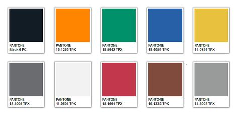 ISPO Textrend Fall/Winter 2015/2016 Color Trends #colortrends #activewear   Posted By Senay GOKCEN, Editor-in-Chief   Fashion Trendsetter