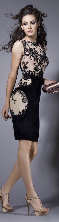 Dress To Impress:  Lace Fashion Trends