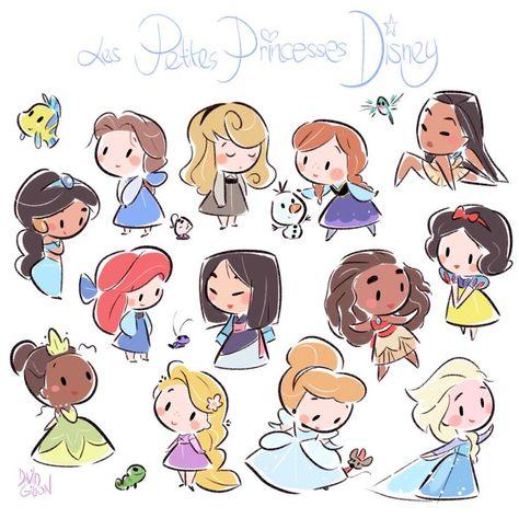 Super fast, super small, super cute Disney princesses… www.facebook.com/...