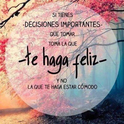 Busca siempre el camino de la felicidad en tu vida ;) pic.twitter.com/ai6dof1WWG