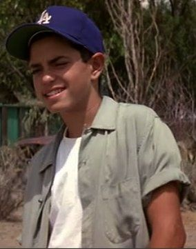 Pin By On Cutiess Benny The Jet Rodriguez The Sandlot Mike Vitar
