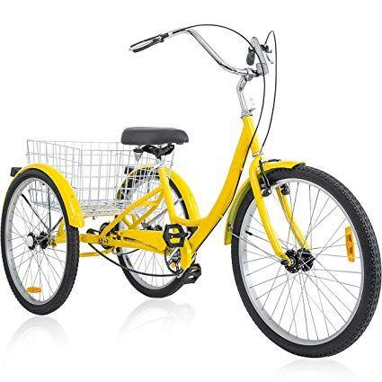 Merax 26 Inch 3 Wheel Bike Adult Tricycle Trike Cruise Bike Review