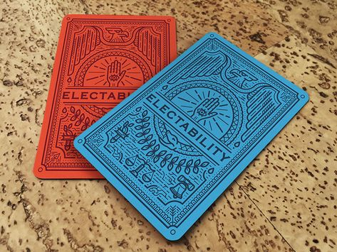 Electability Card Game