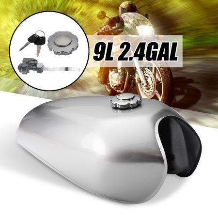 Motorcycle Cafe Racer Vintage Fuel Gas Tank With Tap For Honda Cg125 Aa001 Walmart Com In 2021 Cafe Racer Cg125 Cafe Racer Fuel Gas