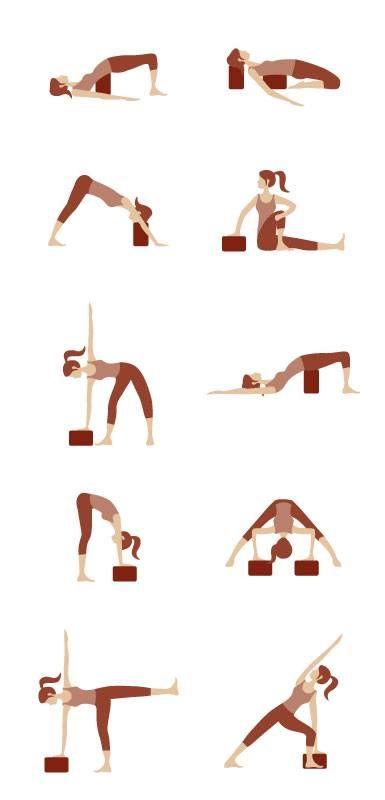 Iyengar Gli Strumenti Dello Yoga Reyoga Yoga Tonificante Ashtanga Yoga Esercizi