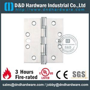 Ss201 Ab Security Hinge For Metal Door Ddss015 B
