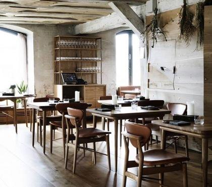 Mobilier Scandinave Vintage L Element Phare D Un Restaurant Danois Mobilier Scandinave Mobilier Et Cuisines Maison