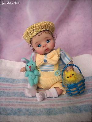 Ooak Hand Sculpted Baby Boy Herman By Joni Inlow Dolly Street Cute Dolls Reborn Baby Dolls Baby Dolls