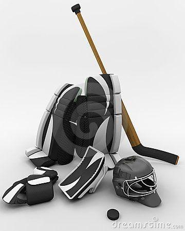 Ice Hockey Goalie Equipment Hockey Goalie Equipment Hockey Goalie Ice Hockey