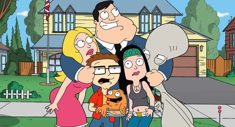 10 Things We Think American Dad Can Do Better