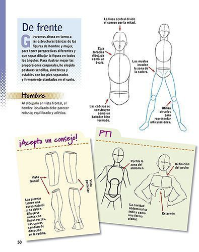 Como Dibujar El Cuerpo Humano 5 Libros De Anatomia Artistica Libros De Anatomia Libros De Dibujo Pdf Libro De Dibujo