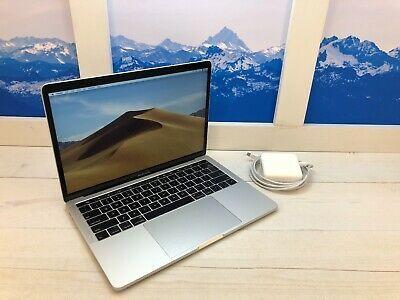 2019 Apple Macbook Pro Touch Bar Silver 13 Laptop 256gb In 2020 Apple Laptop Apple Macbook Pro Macbook Pro Touch Bar