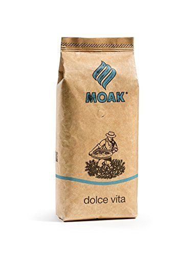 Moak Dolce Vita Premium Roasted Coffee Beans This Is An