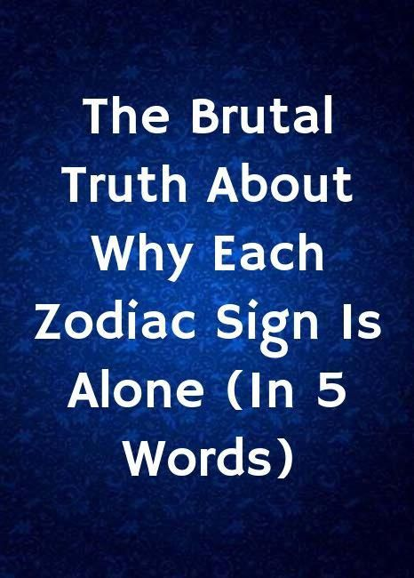 This page steered astrology signs | Astrology and and