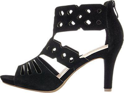 Damen High Heel In Schwarz Von 5th Avenue Gunstig Im Online Shop Kaufen Schuhe Damen Damen Wolle Kaufen