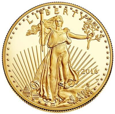 American Gold Eagle 1 Oz West Point W 2016 American Eagle In 2020 Pragung American Gold