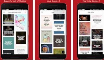 Aplikasi Membuat Quotes Di Iphone Picture Quotes Aplikasi Android Instagram Aplikasi