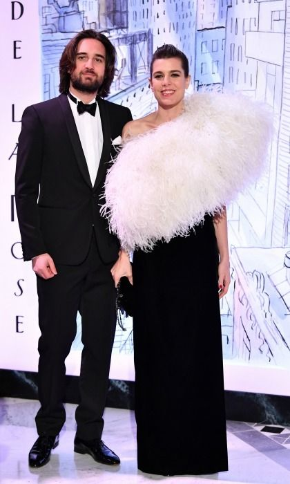 f9c5d4d69 Royal onlookers were ecstatic to see that Charlotte Casiraghi brought  Dimitri Rassam as her date to the high society event this time around.