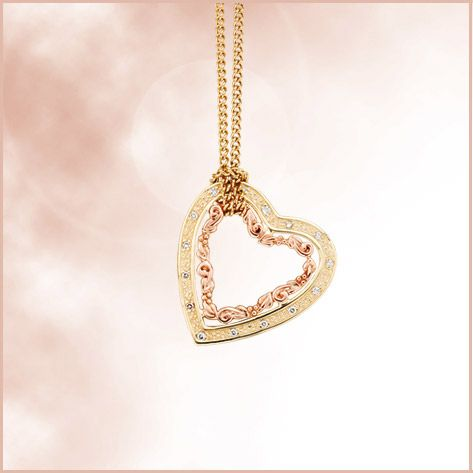 b8568c431 Pin by WatchMad on Valentine's Ideas   Jewelry, Gold, Irish jewelry