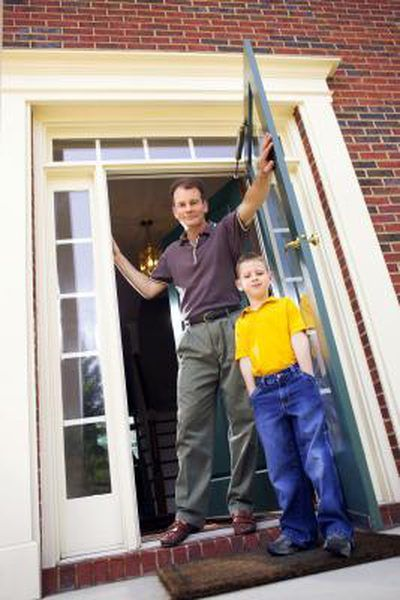 How To Replace The Weatherstripping On Steel Entry Doors Weatherstripping Steel Entry Doors Entry Doors